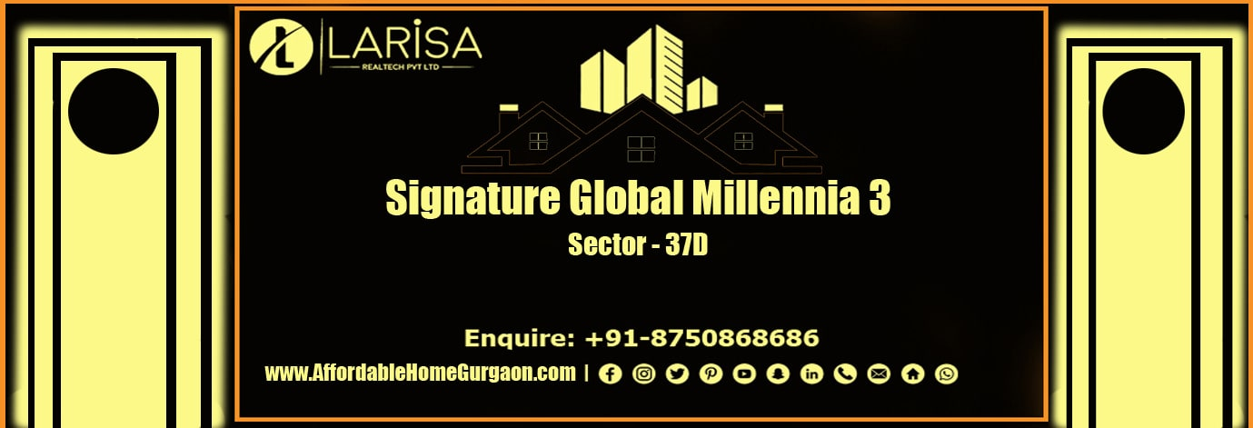 Signature Global Millennia 3, Affordable housing