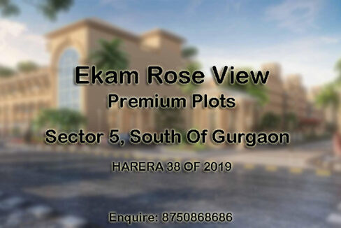 Ekam Rose View Premium Plots