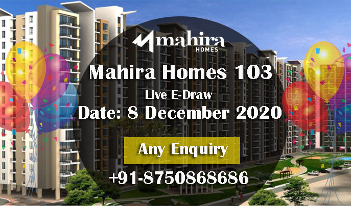 Mahira Homes 103 Draw Date