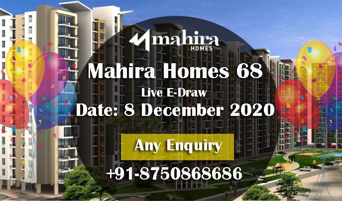 Mahira Homes 68 Draw date
